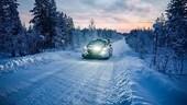 Bottas, test sulla Fiesta WRC