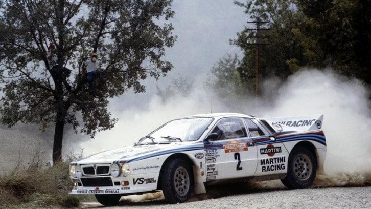 WRC, il Mondiale Piloti compie 40 anni