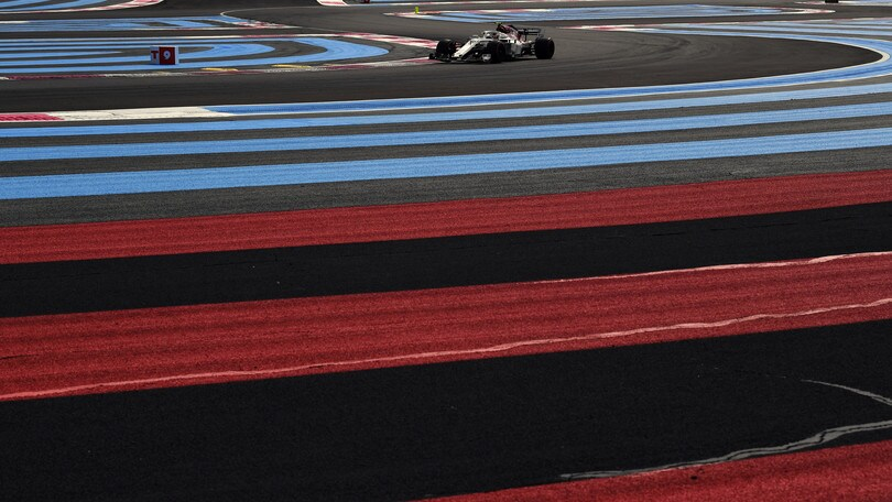Formula 1, ipotesi di track limits futuri