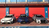 TCR DSG Endurance: test a Adria
