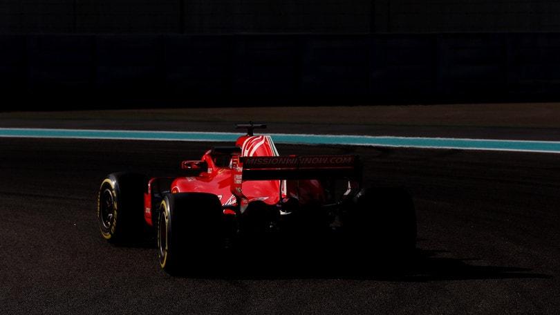F1 | Ferrari, seat fitting per Sebastian Vettel