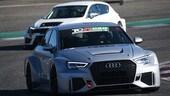 Il TCR DSG Endurance fa il 'pieno' ai test di Adria