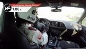 Hot Lap di Riccardo Piergentili: Seat Leon Cupra R