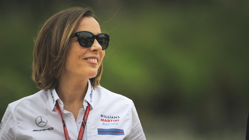 F1, nuova livrea e nuovo title sponsor per la Williams