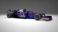 Toro Rosso STR14, presentazione: foto