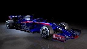 VIDEO: Toro Rosso, ecco la STR14