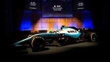 Presentazione Williams FW42
