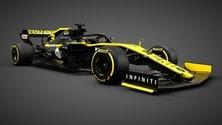 Presentazione Renault R.S. 19: foto
