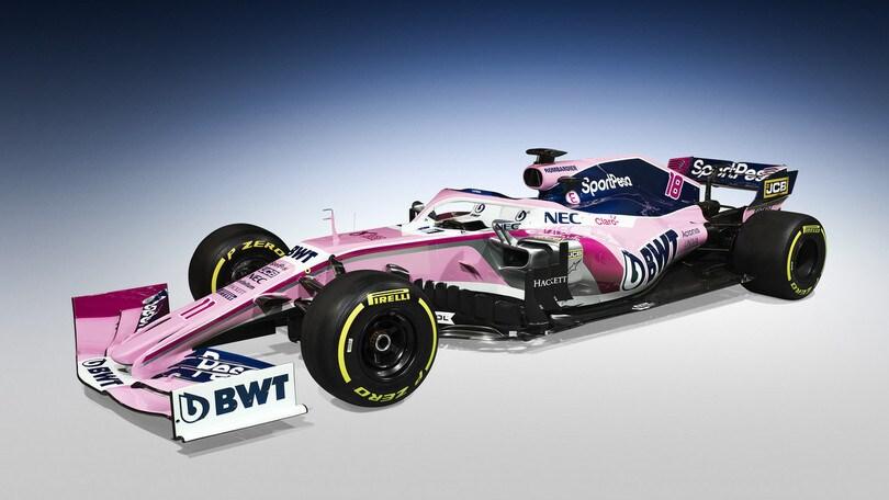 F1, SportPesa sarà partner di Racing Point