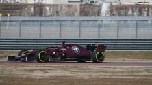 Alfa Romeo Racing, shakedown a Fiorano: foto