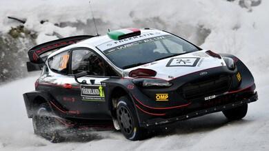 WRC, Svezia, Neuville il più veloce nello shakedown