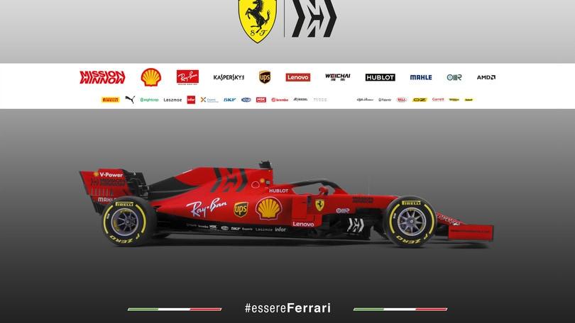 Presentazione Ferrari SF90: foto