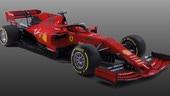 Ferrari SF90 F1 2019: varie innovazioni anche stavolta