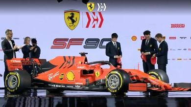"""Binotto: """"Ferrari SF90 un'evoluzione della SF71H"""""""