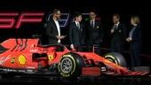 """F1, Vettel: """"Credo che con questa SF90 siamo sulla strada giusta"""""""