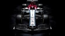 Alfa Romeo Racing C38: foto