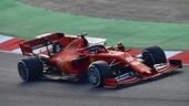 Formula 1, test Barcellona: giorno 1