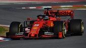 Formula 1: Vettel e Ferrari svettano nella prima giornata di test