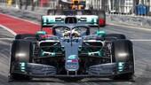 F1, Wolff: ala Ferrari interessante ma è presto per pronunciarsi