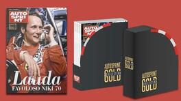 Autosprint Gold Collection, la nuova collana da collezione di Autosprint