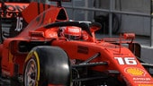 Formula 1, test di Barcellona: Leclerc miglior tempo a metà giornata
