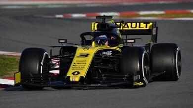 F1, Ricciardo: Ferrari ha lanciato un segnale, Renault ha una buona base