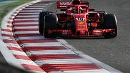 Formula 1, test Barcellona, giorno 2: Leclerc svetta, Gasly sbatte