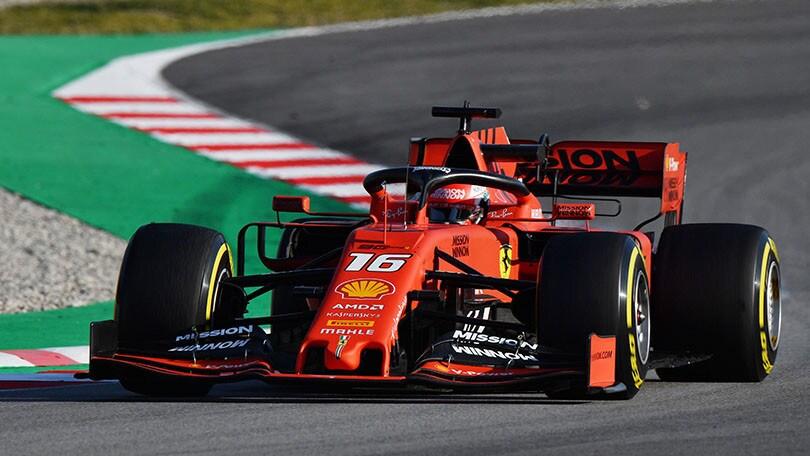 F1, analisi test di Barcellona: la Ferrari prosegue bene nel 2° giorno
