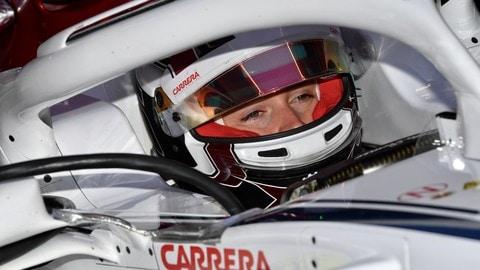 Formula 1: Leclerc perfetto sulla Ferrari SF90
