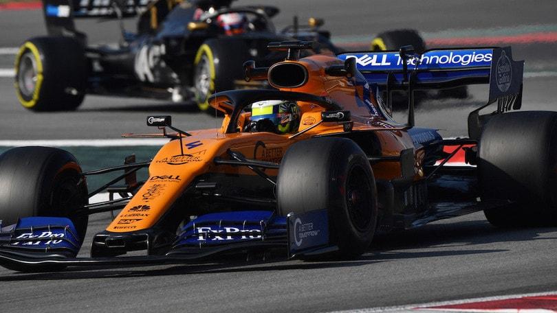 McLaren, altra giornata al top per Norris!
