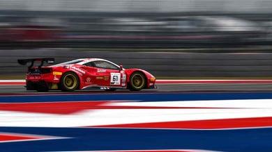 Blancpain GT America, Molina-Vilander vincono Gara-2