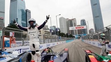 ePrix Hong Kong, Bird penalizzato, vince Mortara
