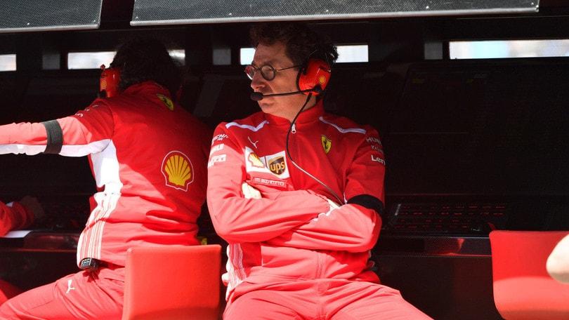 Binotto: Ferrari non ha mostrato il suo vero potenziale a Melbourne