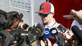 """Formula 1 GP Australia, Raikkonen: """"Buone sensazioni dalla macchina"""""""