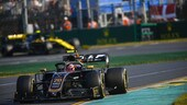 GP Australia: Haas, Magnussen rende il déjà-vu meno amaro