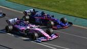 GP Australia: Kvyat lotta, rimonta e trova un punto con Toro Rosso