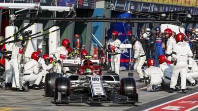 GP Bahrain: debuttano le Pirelli C1, team sulle C3