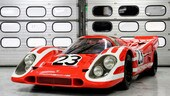 Porsche 917: 50 anni di leggenda