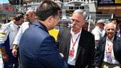 F1: Carey discute il rinnovo di Barcellona, Zandvoort al rush finale