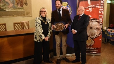 Bonciani vince il premio Moruzzi e lo dedica a Charlie Withing