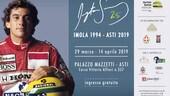 Ayrton Senna 25, una mostra per il mito