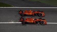 FOTO: Formula 1, GP Bahrain
