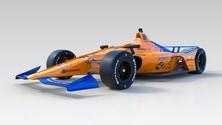 Livrea McLaren Indy 500: foto