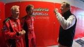 VIDEO: Villeneuve, simpatico siparietto a Monza