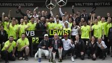 Formula 1, GP Cina: le foto della gara n. 1000