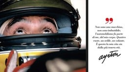 Autosprint Gold Collection Numero 3: Formula Magic Ayrton Senna