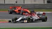 F1, Alfa Romeo Vasseur: 'Vogliamo tornare sul podio'