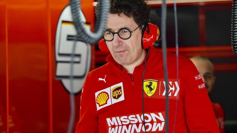 Formula 1, Binotto annuncia aggiornamenti sulla Ferrari per Baku