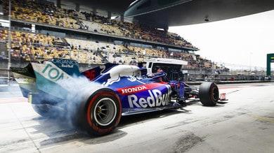 GP Baku: Pirelli, la sfida è nelle temperature d'esercizio