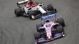 GP Baku: Perez e Racing Point, gran curriculum da confermare